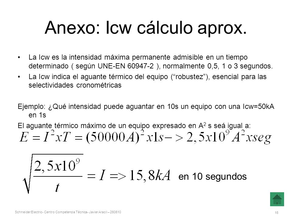 Anexo: Icw cálculo aprox.