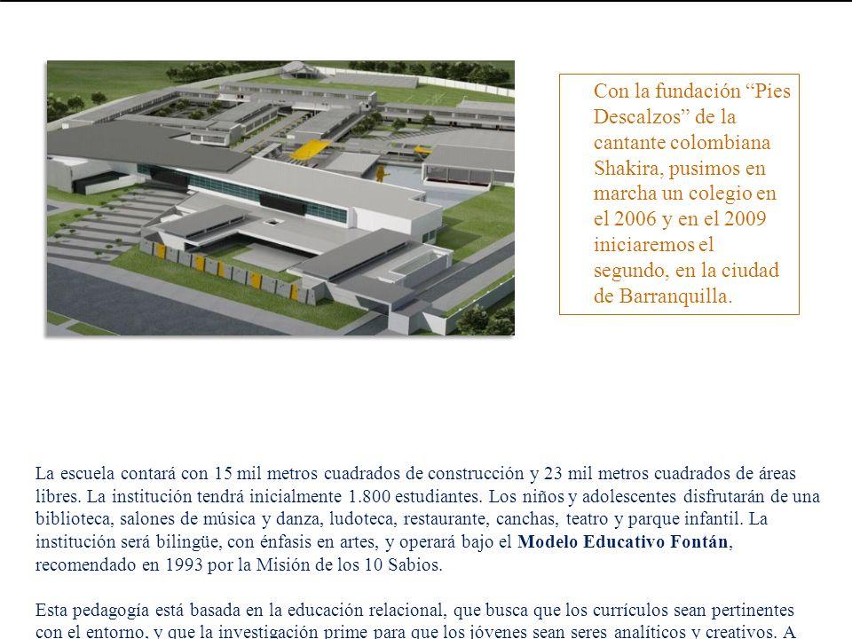 AVANZA CONSTRUCCION DE PIES DESCALZOS EN LA PLAYA