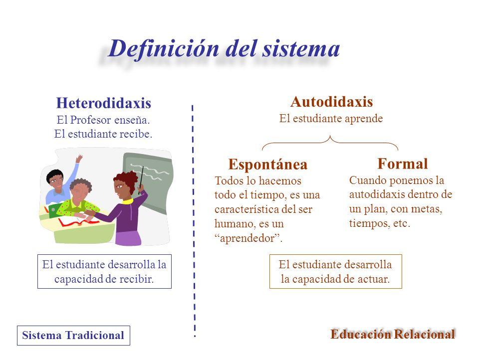 Definición del sistema