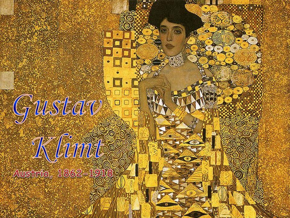 Gustav Klimt Austria, 1862-1918