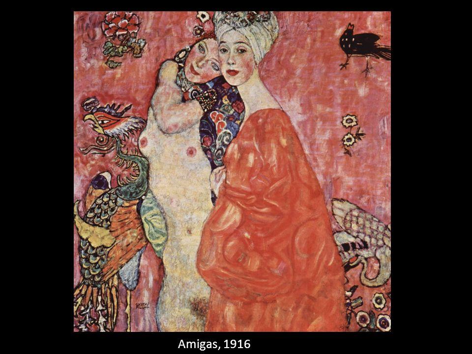 Amigas, 1916