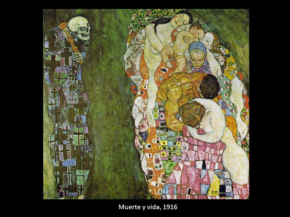 Muerte y vida, 1916