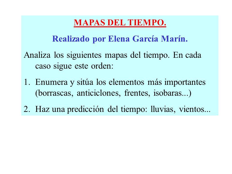 Realizado por Elena García Marín.