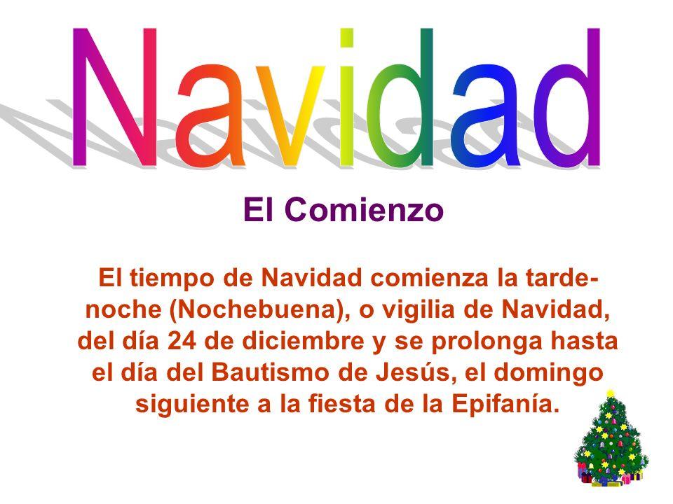 Navidad El Comienzo.