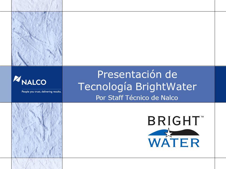 Presentación de Tecnología BrightWater