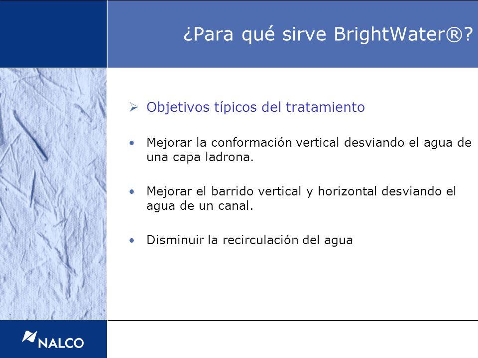 ¿Para qué sirve BrightWater®