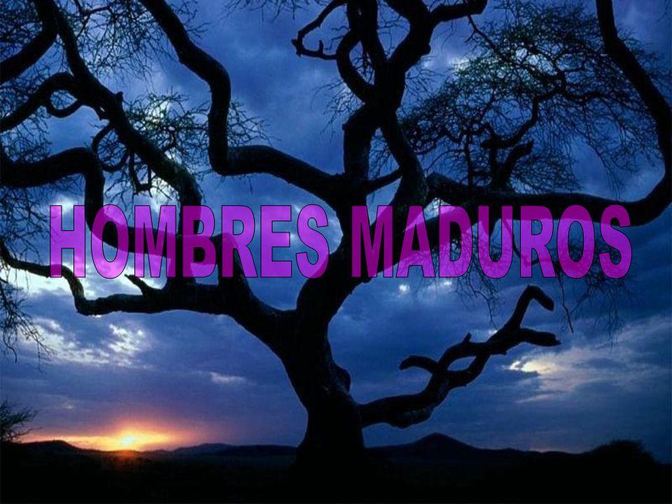 HOMBRES MADUROS