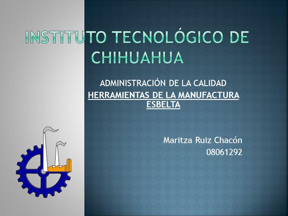 INSTITUTO TECNOLÓGICO DE CHIHUAHUA