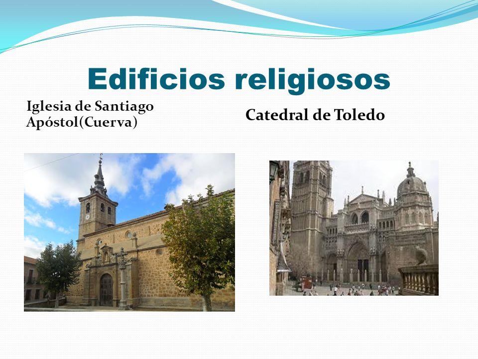 Edificios religiosos Catedral de Toledo