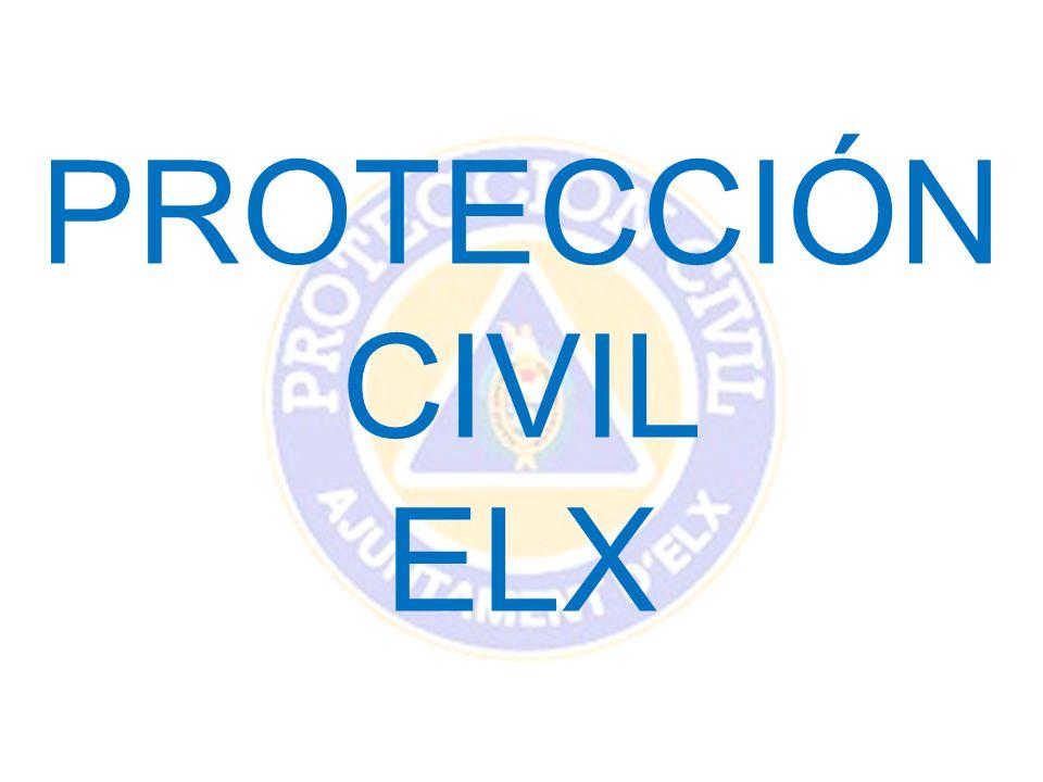 PROTECCIÓN CIVIL ELX