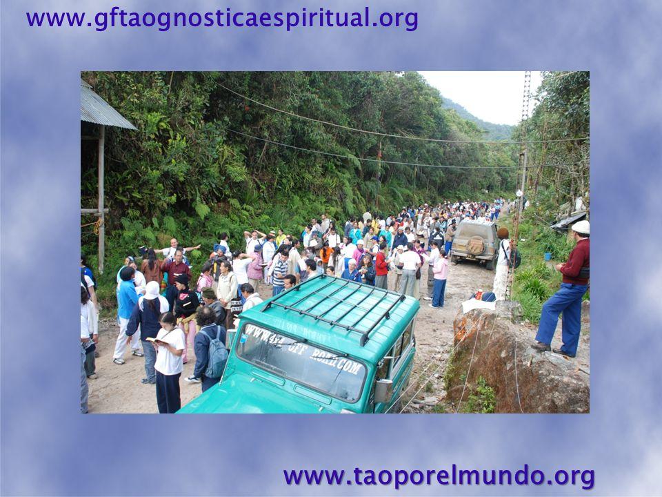 www.gftaognosticaespiritual.org www.taoporelmundo.org