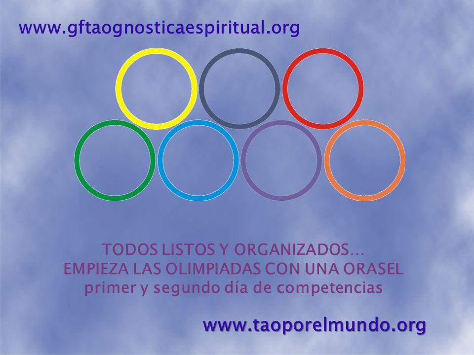www.taoporelmundo.org www.gftaognosticaespiritual.org