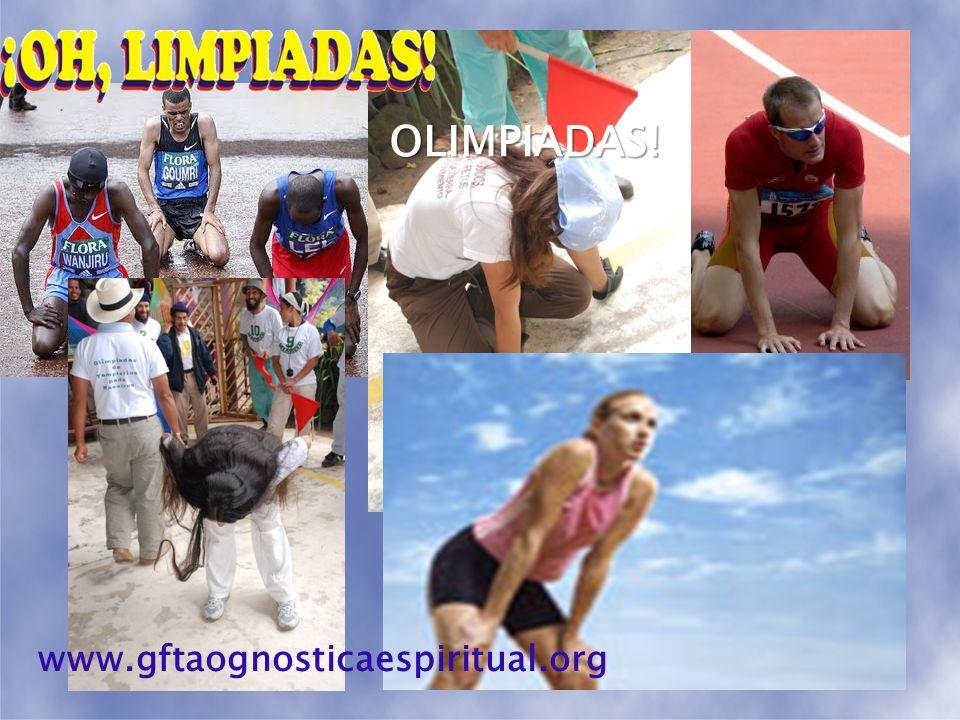OLIMPIADAS! www.gftaognosticaespiritual.org