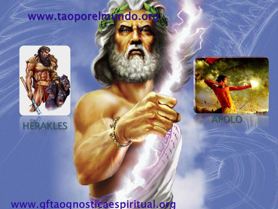 www.taoporelmundo.org APOLO HERAKLES www.gftaognosticaespiritual.org