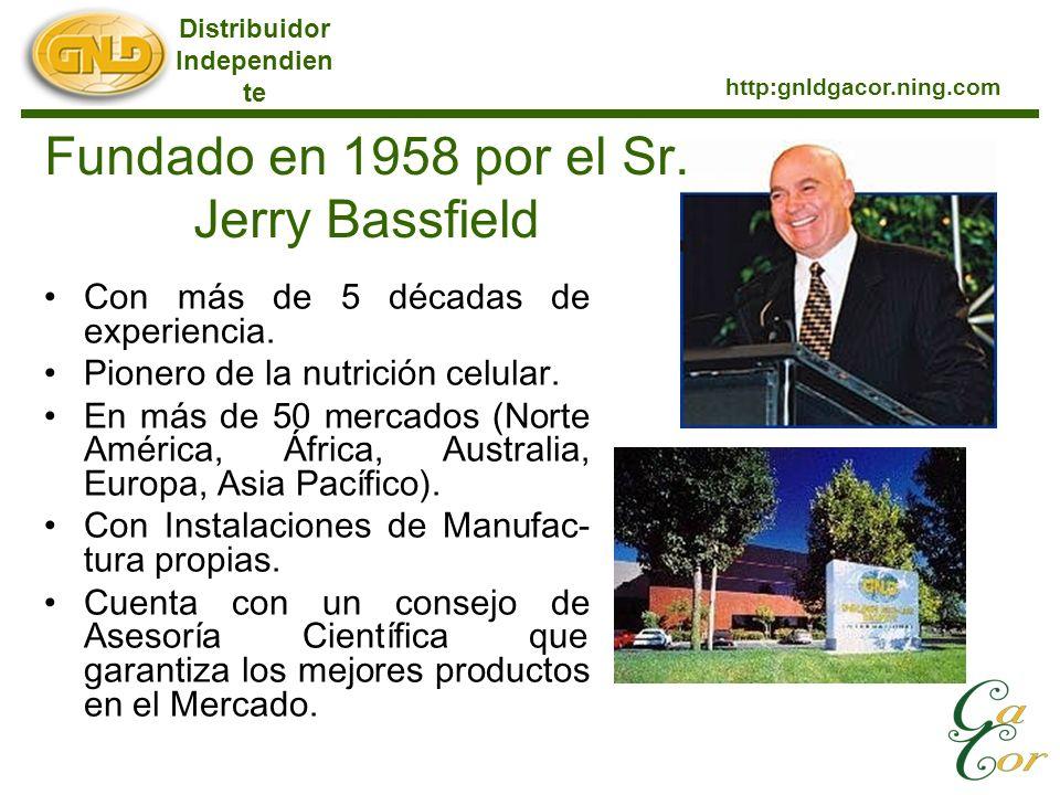 Fundado en 1958 por el Sr. Jerry Bassfield