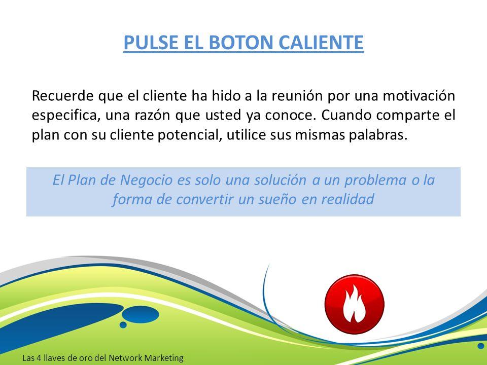 PULSE EL BOTON CALIENTE