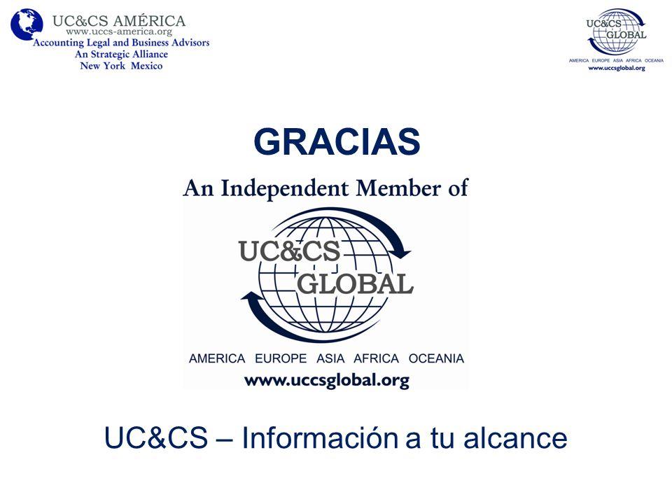 UC&CS – Información a tu alcance