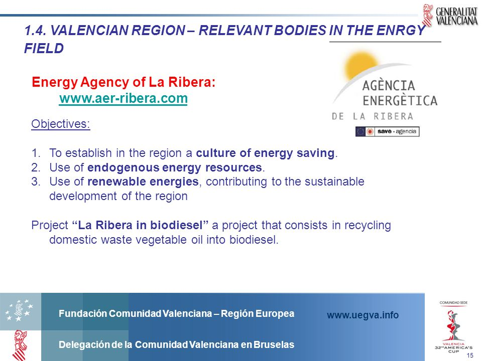Energy Agency of La Ribera: