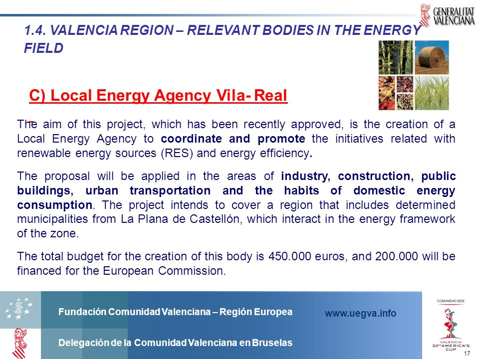 C) Local Energy Agency Vila- Real