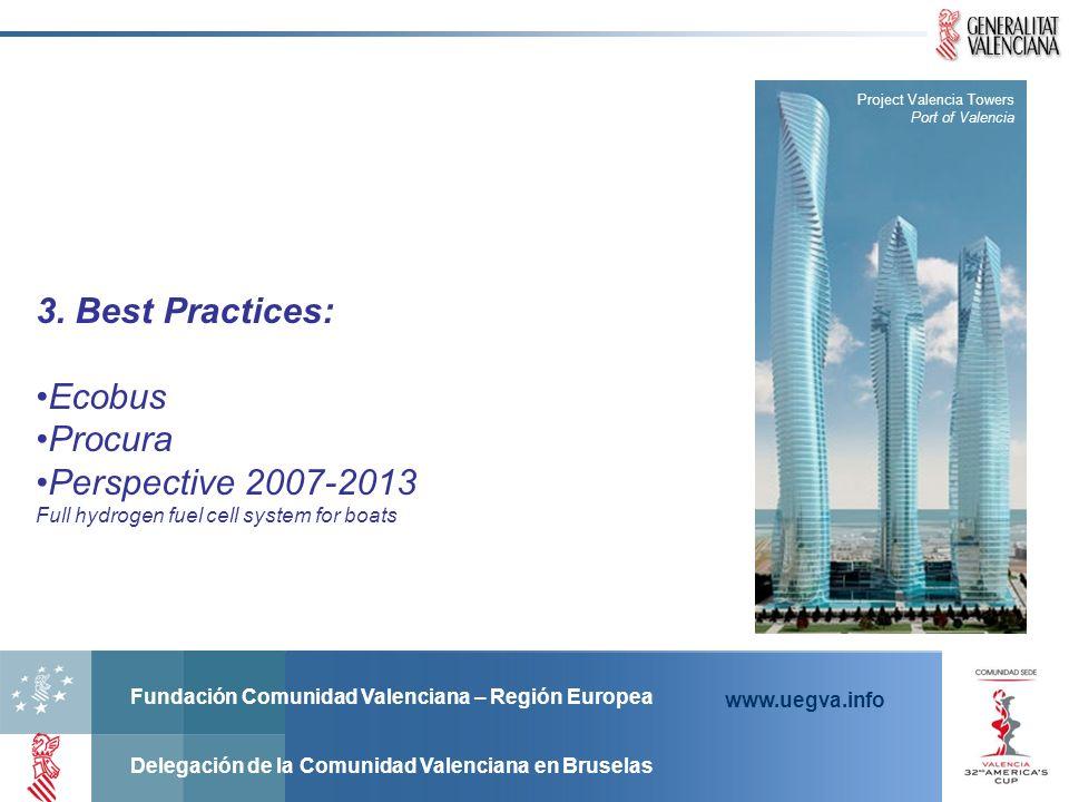 3. Best Practices: Ecobus Procura Perspective 2007-2013
