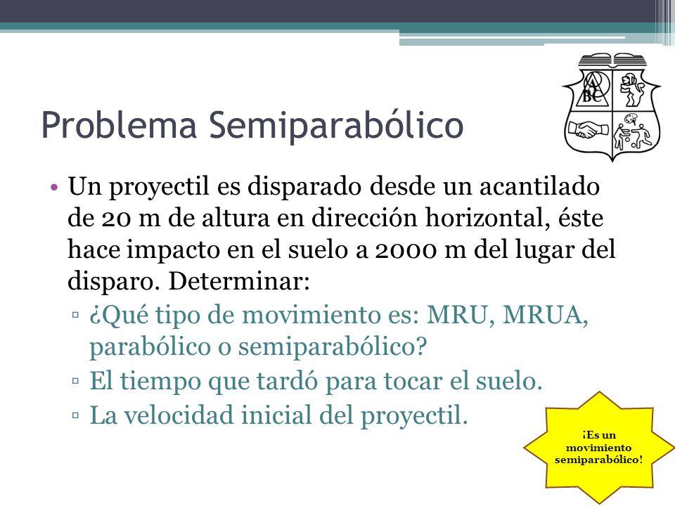 Problema Semiparabólico