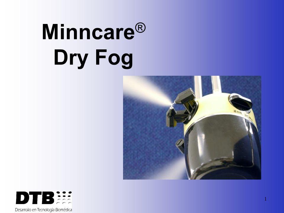 Minncare® Dry Fog