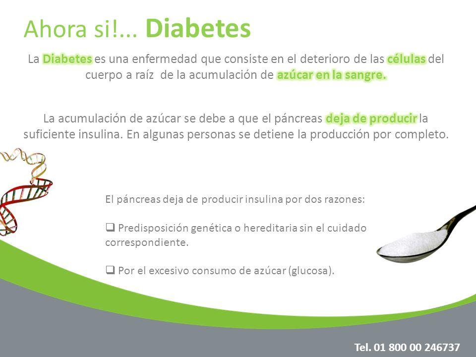 Ahora si!... Diabetes