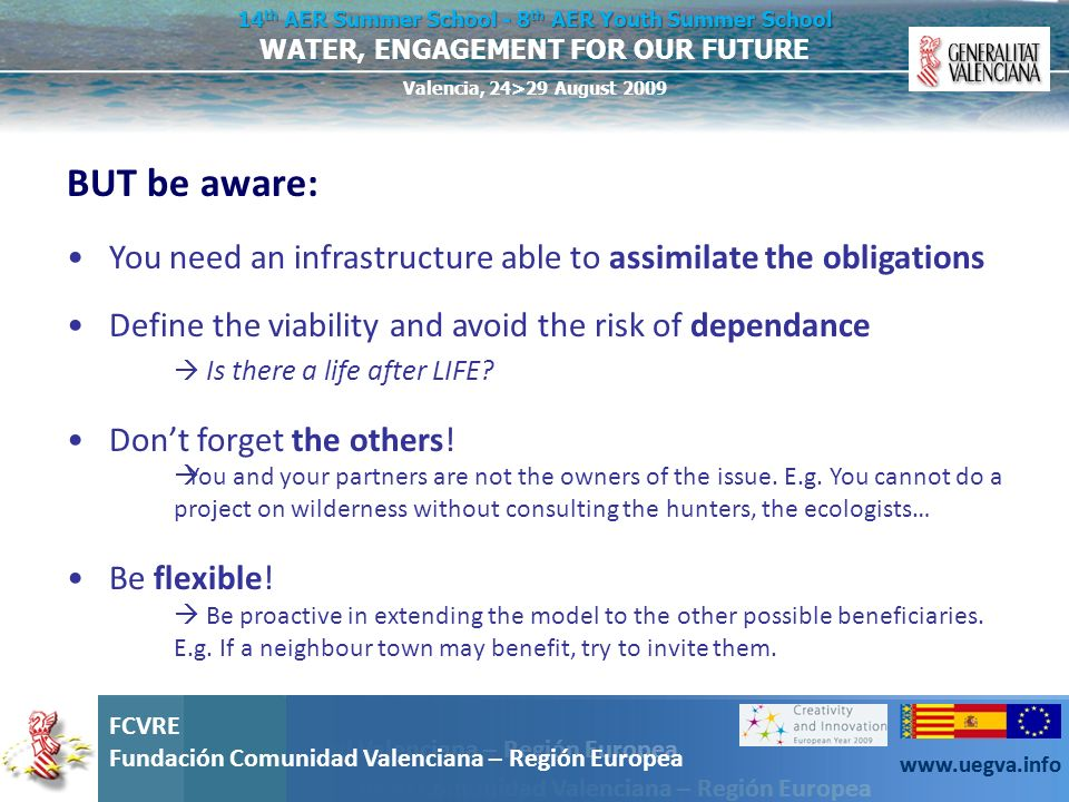 BUT be aware: You need an infrastructure able to assimilate the obligations.