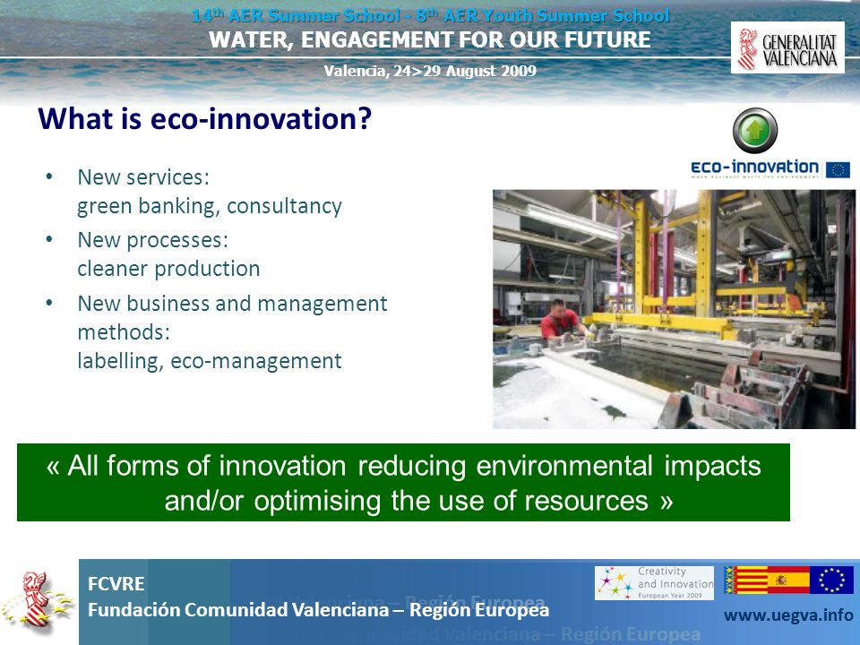 What is eco-innovation
