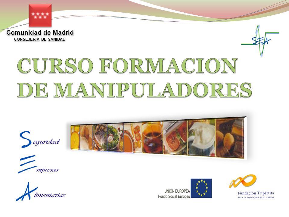 CURSO FORMACION DE MANIPULADORES