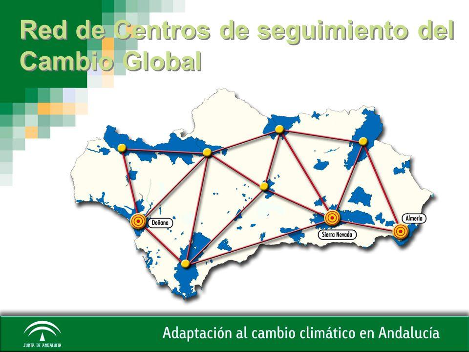 Red de Centros de seguimiento del Cambio Global