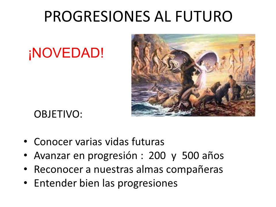 PROGRESIONES AL FUTURO