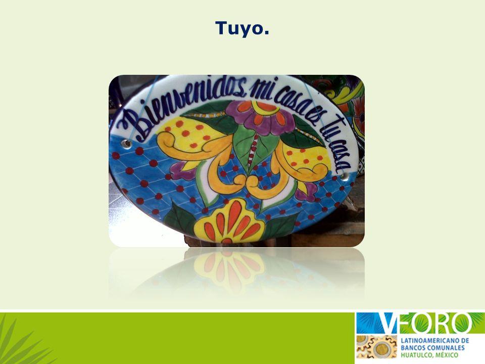 Tuyo.