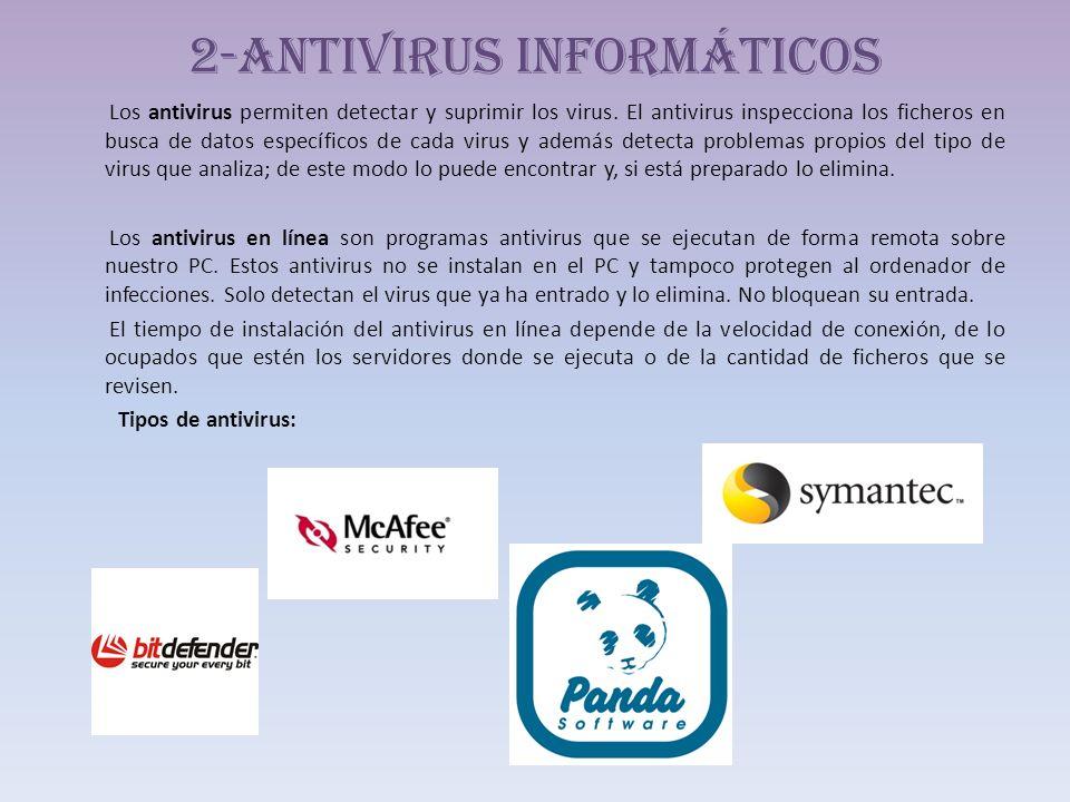 2-Antivirus informáticos