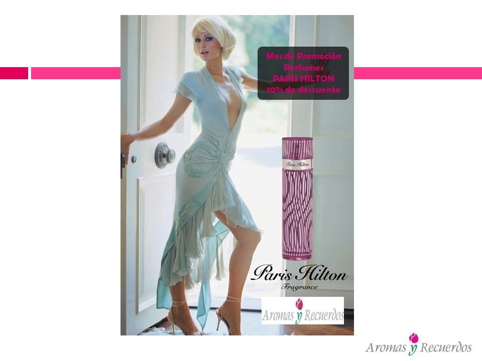 Mes de Promoción Perfumes