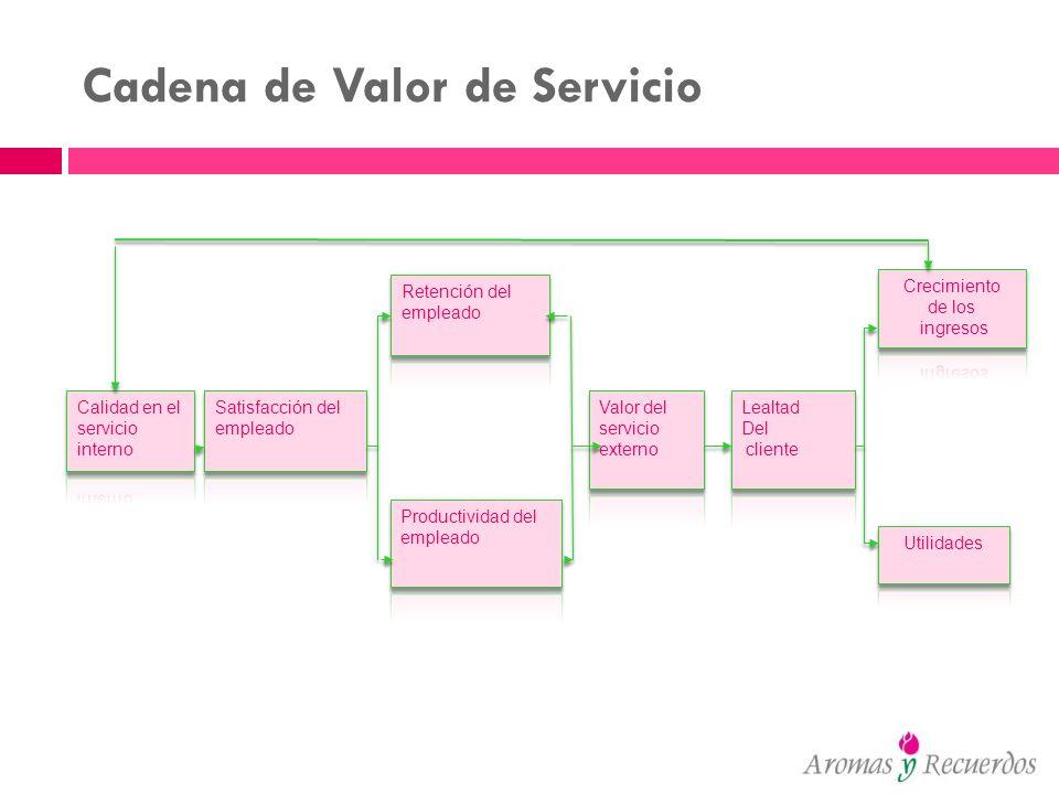 Cadena de Valor de Servicio
