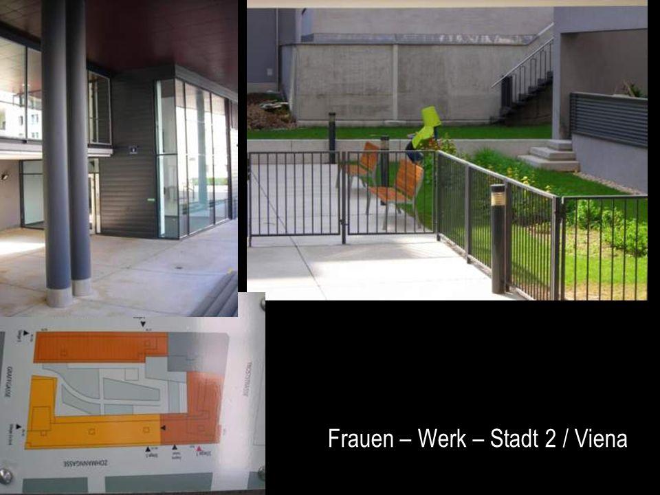 Frauen – Werk – Stadt 2 / Viena