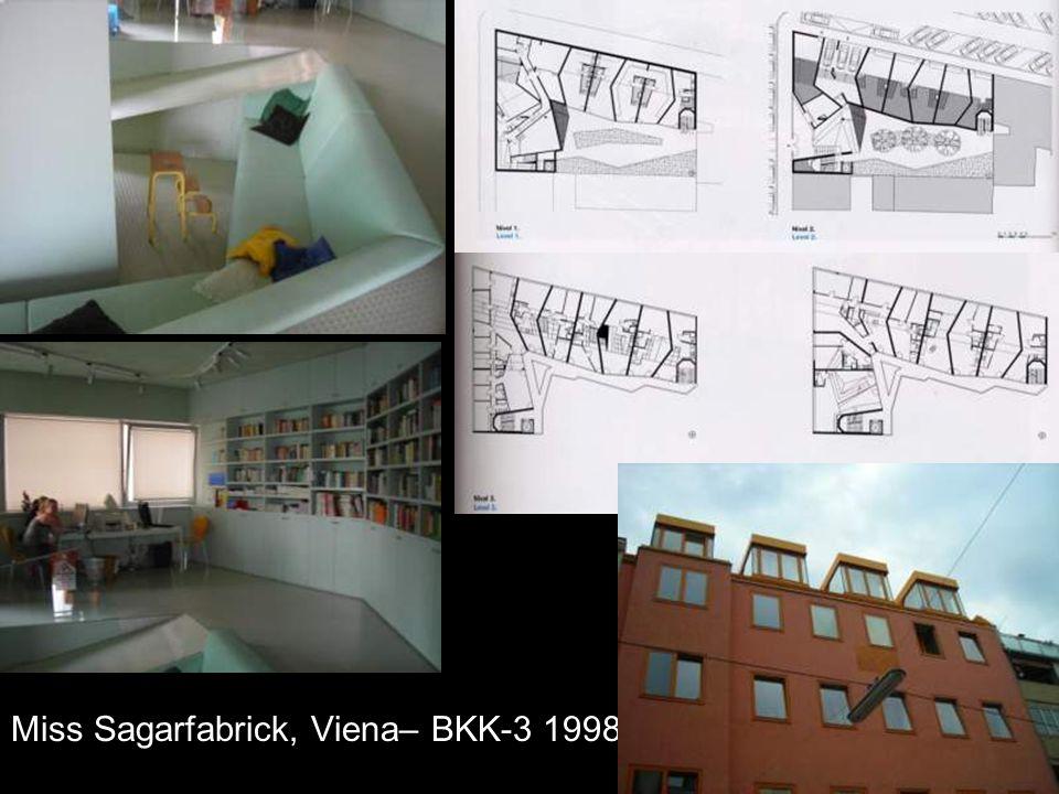 Miss Sagarfabrick, Viena– BKK-3 1998