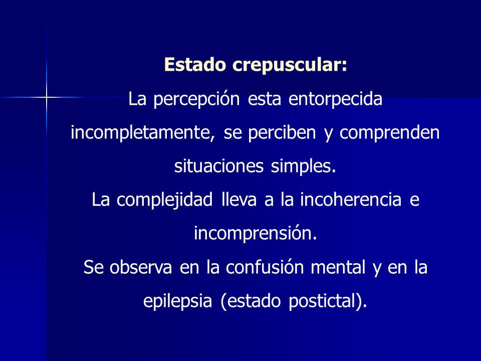 La complejidad lleva a la incoherencia e incomprensión.