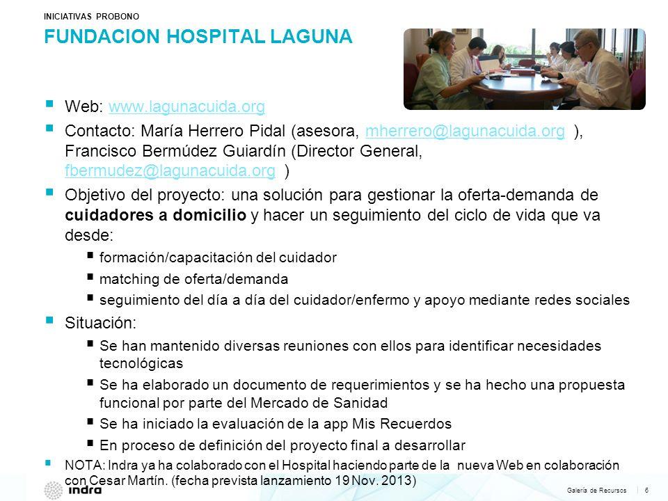 FUNDACION HOSPITAL LAGUNA