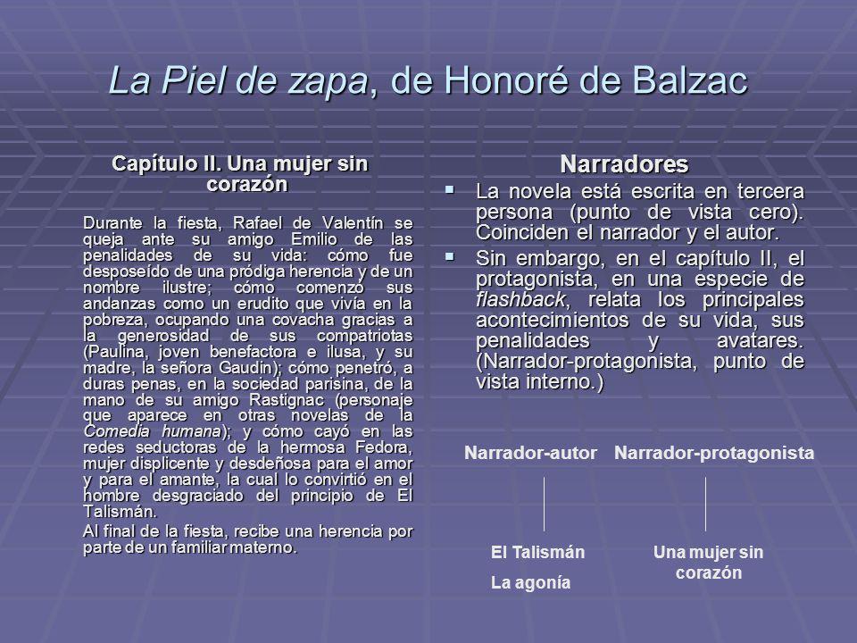La Piel de zapa, de Honoré de Balzac
