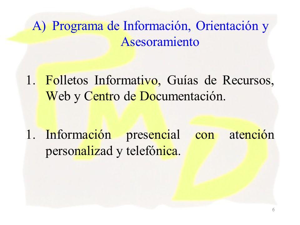 Programa de Información, Orientación y Asesoramiento