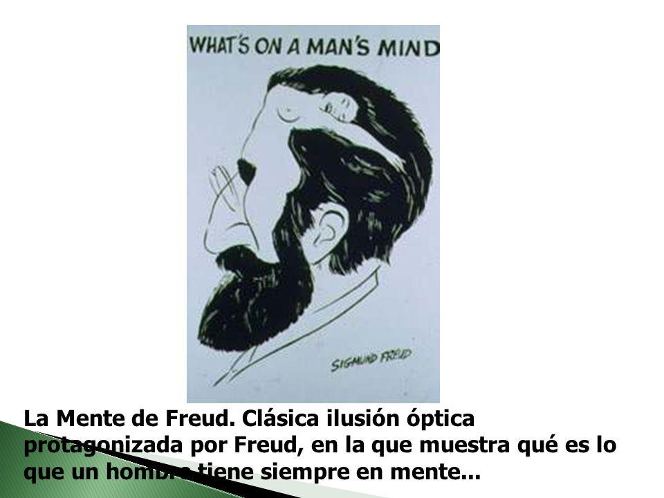 La Mente de Freud.