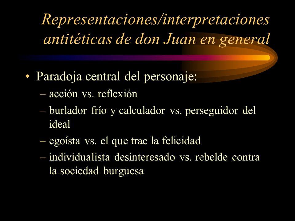Zorrilla y el don juan tenorio ppt video online descargar - Don juan tenorio escena del sofa ...