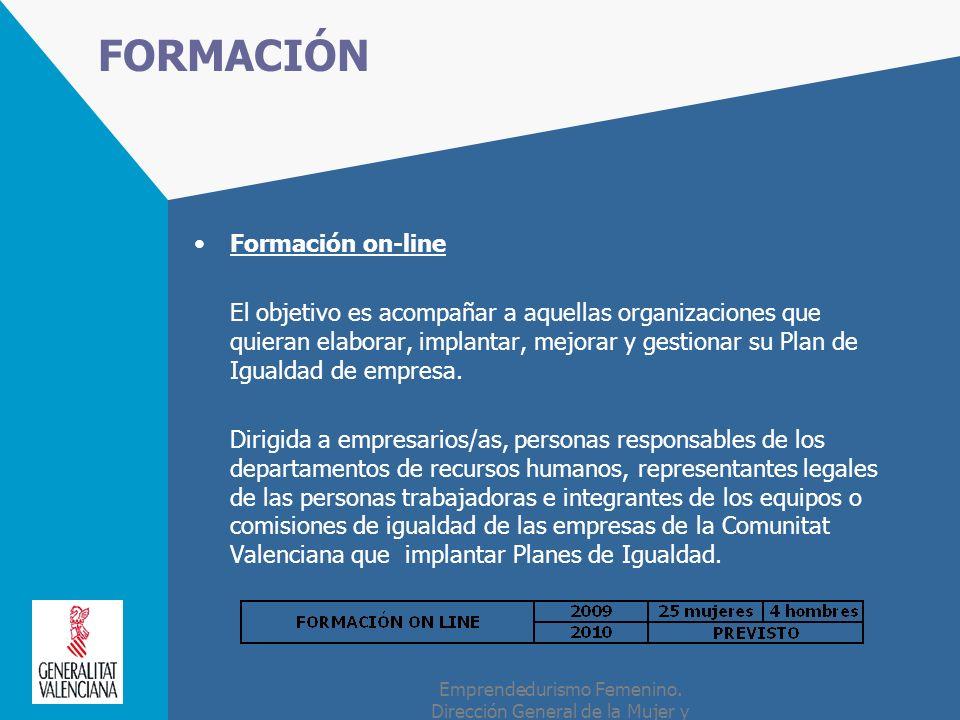 FORMACIÓN Formación on-line