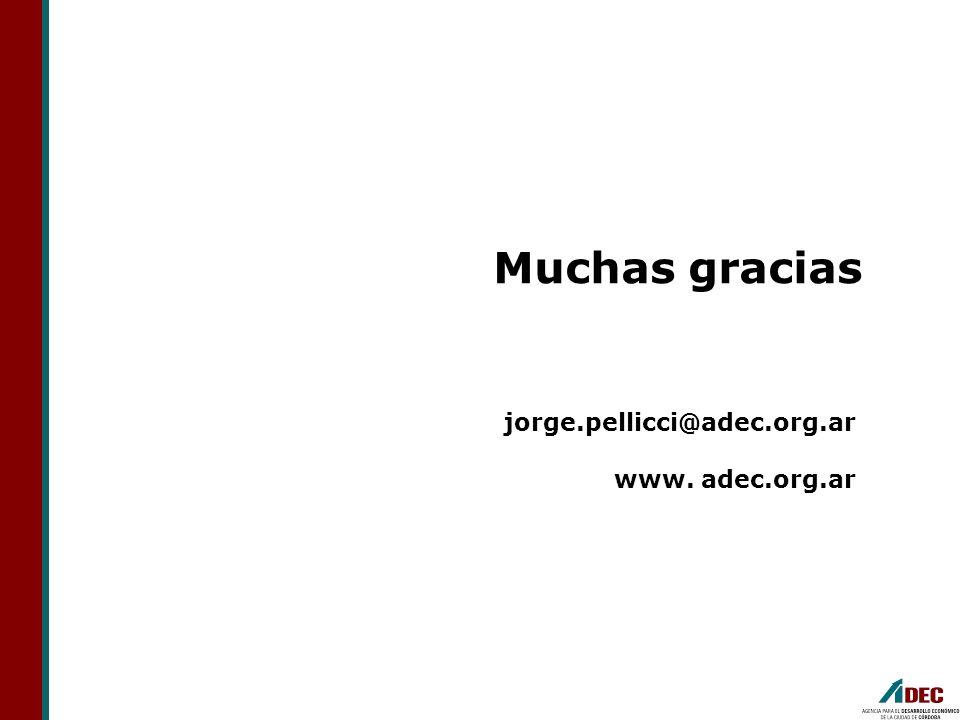 jorge.pellicci@adec.org.ar www. adec.org.ar