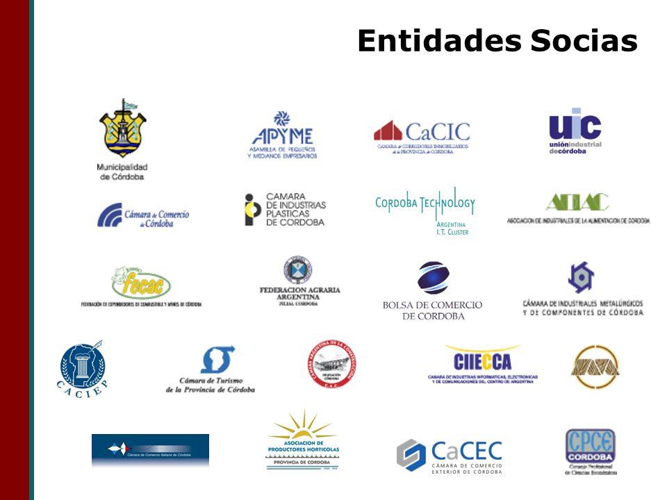 Entidades Socias
