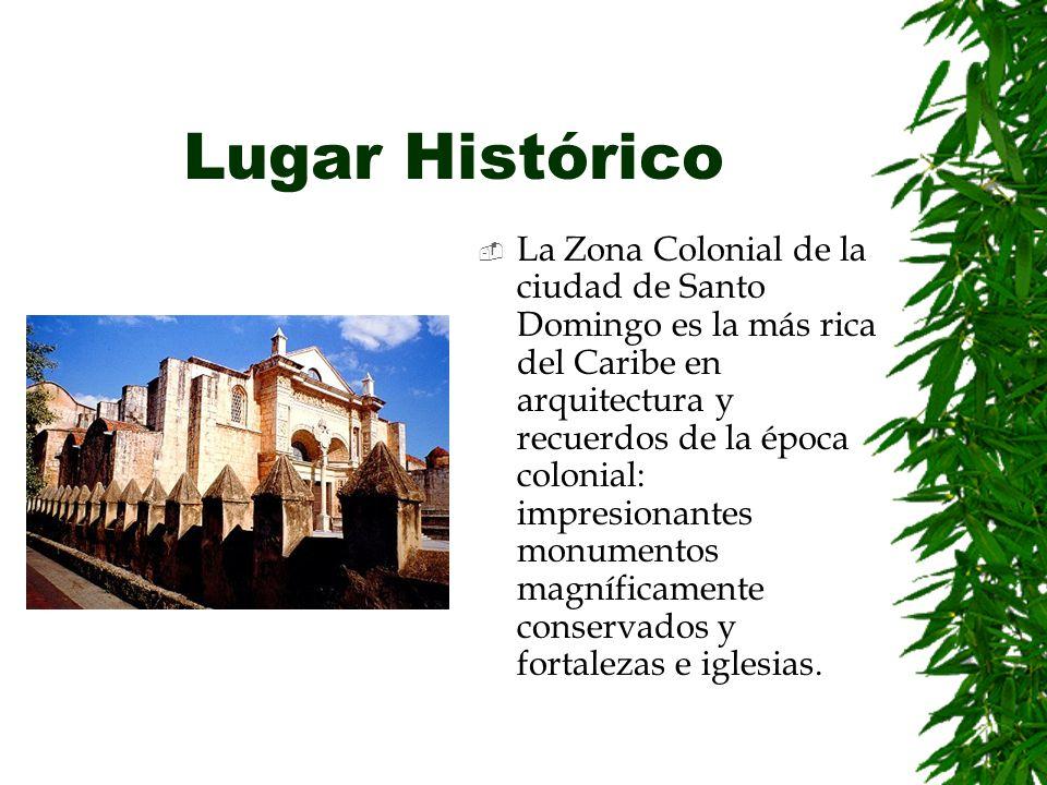 Lugar Histórico