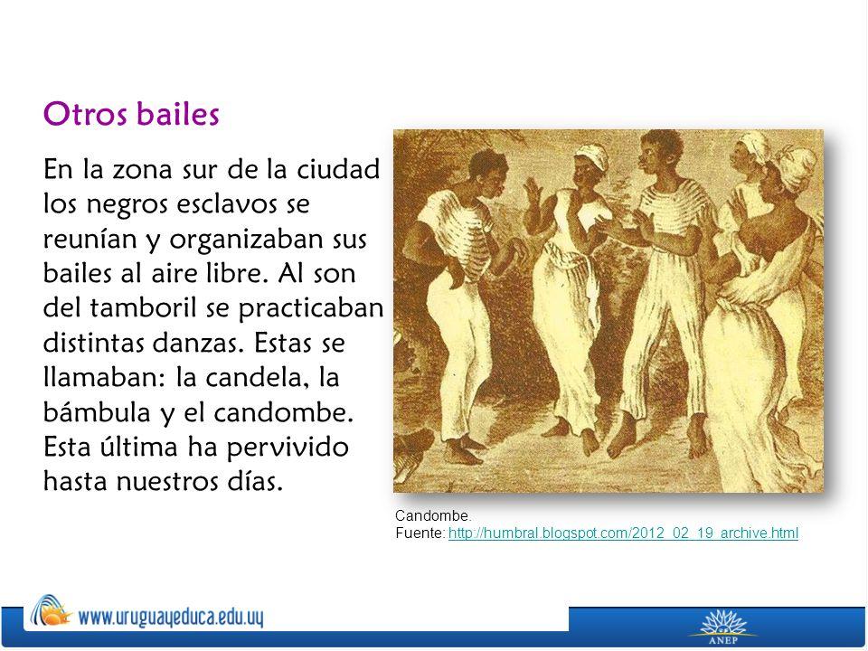 Otros bailes