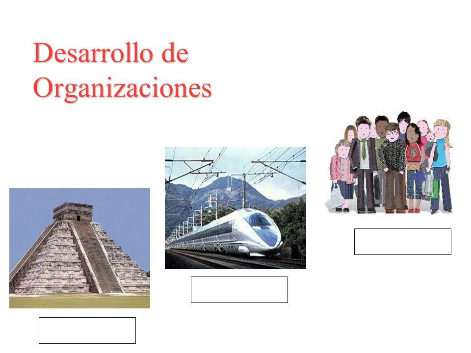 Desarrollo de Organizaciones